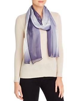 Eileen Fisher - Tie-Dyed Silk Scarf