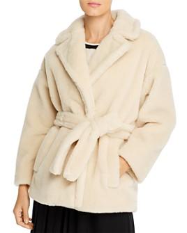 Weekend Max Mara - Ramino Belted Coat
