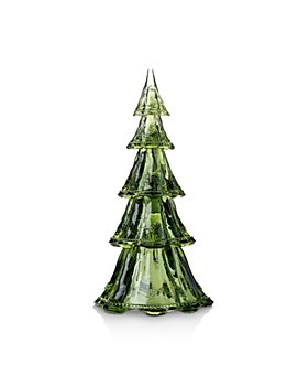Juliska - Berry & Thread Stackable Glass Trees, Set of 5