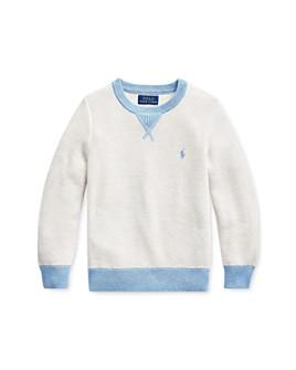 Ralph Lauren - Boys' Textured Sweater - Little Kid