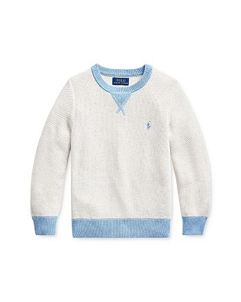 Ralph Lauren - Boys' Textured Sweater - Little Kid