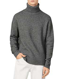 Sandro - Yak-Blend Turtleneck Sweater