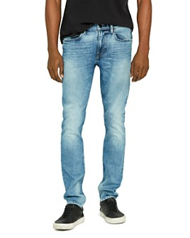 Hudson - Blake Skinny Fit Jeans in Factory