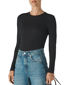 Whistles - Essential Fitted Top