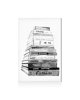Oliver Gal - Fashion Book Perspective Wall Art