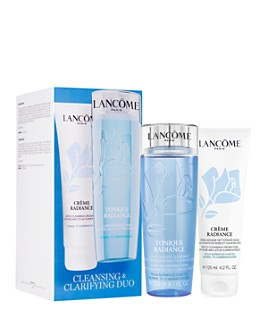 Lancôme - Radiance Cleansing & Clarifying Duo ($54 value)