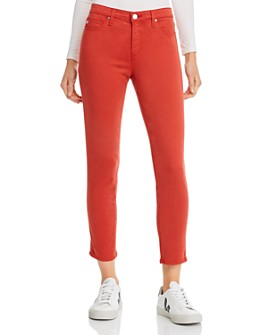 AG - Prima Cropped Skinny Jeans in Canyon Ridge