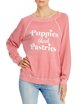 WILDFOX - Sommers Puppies & Pastries Sweatshirt