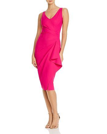 Chiara Boni La Petite Robe - Faux-Wrap Dress - 100% Exclusive
