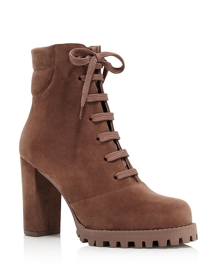 Stuart Weitzman - Women's Cyler High-Heel Booties
