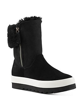 Cougar - Women's Vera Shearling Mid-Calf Boots