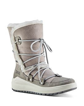 Cougar - Women's Tacoma Leather & Shearling Waterproof Boots