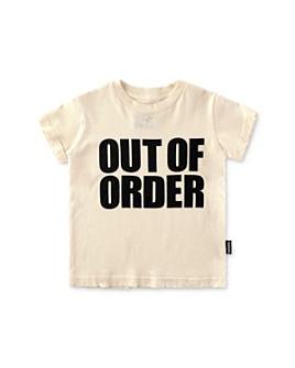 NUNUNU - Boys' Out of Order Tee - Little Kid