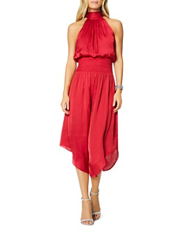 Ramy Brook - Bella Blouson Midi Dress