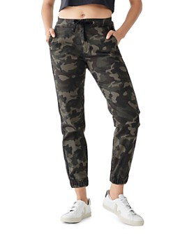 DL1961 - Gwen Camouflage Jogger Pants - 100% Exclusive