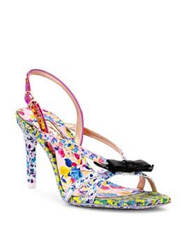 Sophia Webster - Women's Laurielle Floral High-Heel Sandals