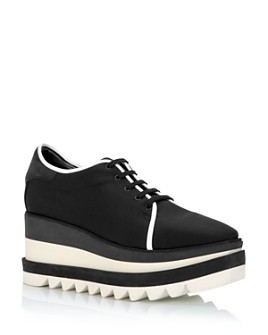 Stella McCartney - Women's Sneak-Elyse Platform Sneakers