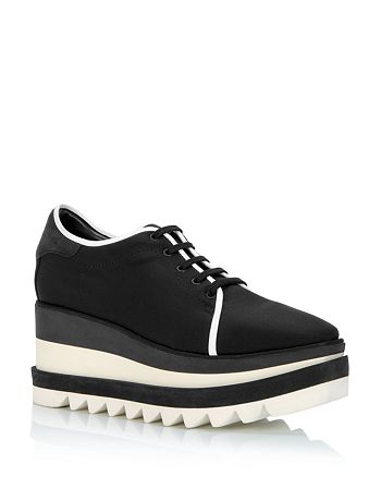Stella McCartney - Women's Sneak-Elyse Platform Sneakers