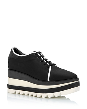 Stella McCartney Women\\\'s Sneak-Elyse Platform Sneakers