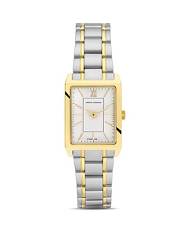 Larsson & Jennings - WeWoreWhat for Larsson & Jennings  Mixed Link Bracelet Watch, 22mm