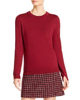 BOSS - Fegan Wool Crewneck Sweater