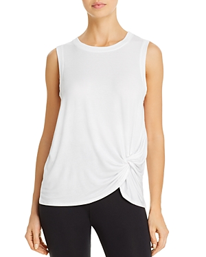 Beyond Yoga TWIST GOODBYE MUSCLE TANK