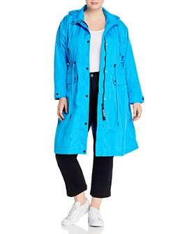 Avec Les Filles Plus - Nylon Rain Coat