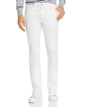 Joe's Jeans - The Brixton Slim Straight Jeans in White