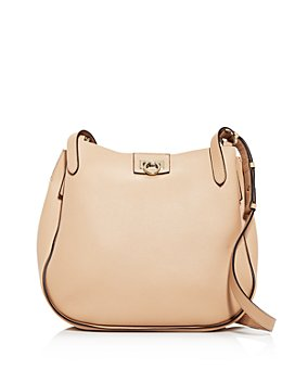 Salvatore Ferragamo - Reverse Medium Leather Hobo