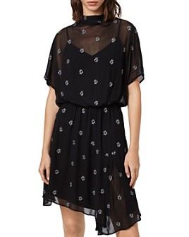 ALLSAINTS - Giulia Cyla Embroidered Dress