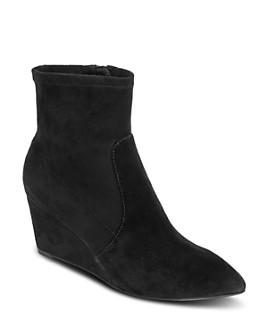 Splendid - Women's Platt Wedge Heel Booties