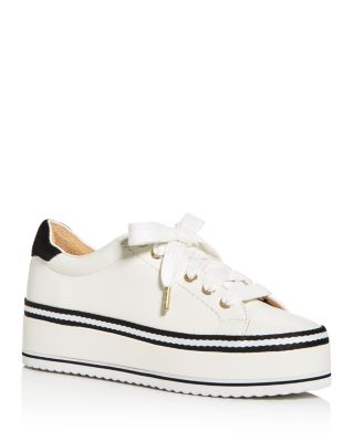Dabnis Stripe Platform Sneakers