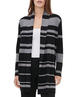 Calvin Klein - Striped Open Cardigan