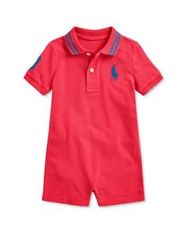 Ralph Lauren - Boys' Polo Shortall - Baby