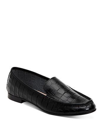 Taryn Rose - Women's Diana Croc-Embossed Weatherproof Loafers