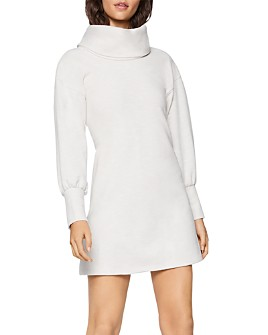 BCBGENERATION - Balloon-Sleeve Sweater Dress