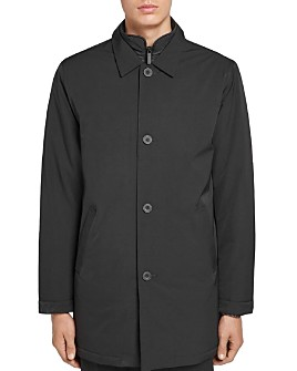 NN07 - Blake Regular Fit Car Coat