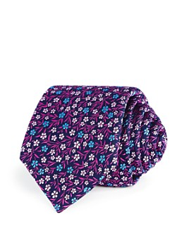 Ted Baker - Flower Cluster Classic Tie