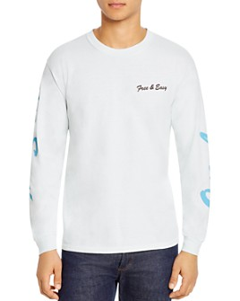 Free and Easy - Long-Sleeve Logo Tee - 100% Exclusive
