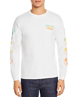 Free and Easy - Long-Sleeve Earth Tee - 100% Exclusive