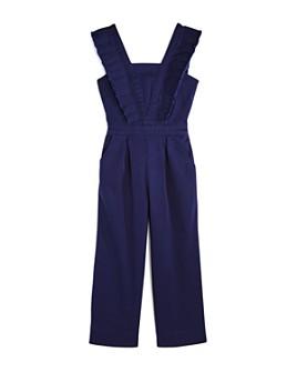 Habitual Kids - Girls' Remington Pleated Jumpsuit - Big Kid