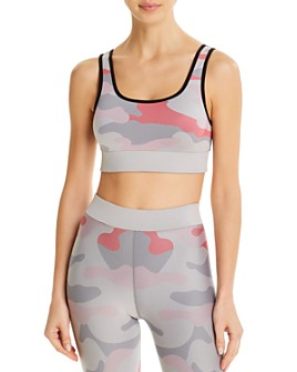 COR designed by Ultracor - Camo Sports Bra