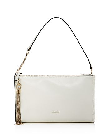 Jimmy Choo - Callie Mini Leather Shoulder Bag