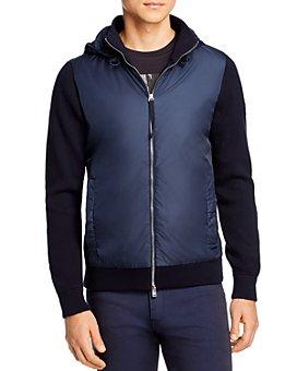 BOSS - Ofabio Zip-Up Sweater