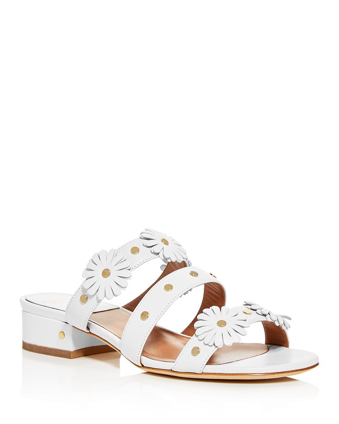 Laurence Dacade - Women's Anouk Embellished Block-Heel Side Sandals