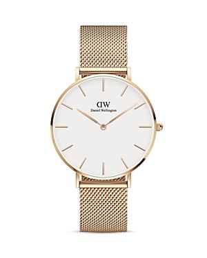 Petite Melrose Mesh Bracelet Watch