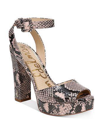Sam Edelman - Women's Kath Platform Sandals