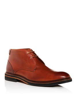 Ted Baker - Men's Crint Leather Chukka Boots