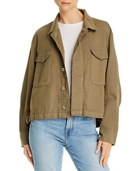 rag & bone - Utility Swing Jacket