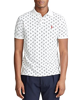Polo Ralph Lauren - Custom Slim Fit Anchor Polo Shirt